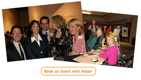 Book Event with Alison Larkin