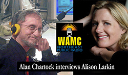 WAMC Interview