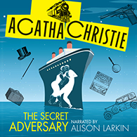 Secret Adversary Audiobook
