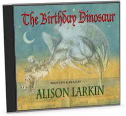 Birthday Dinosaur audiobook
