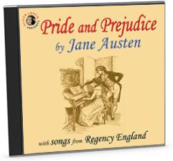 Pride and Prejudice by Jane Austen Audiobook