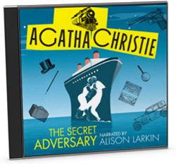 The Secret Adversary by Agatha Christie Audiobook